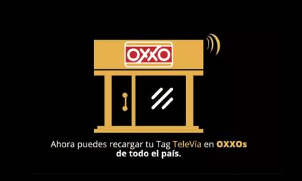 Las recargas de peaje TeleVía llegan a OXXO