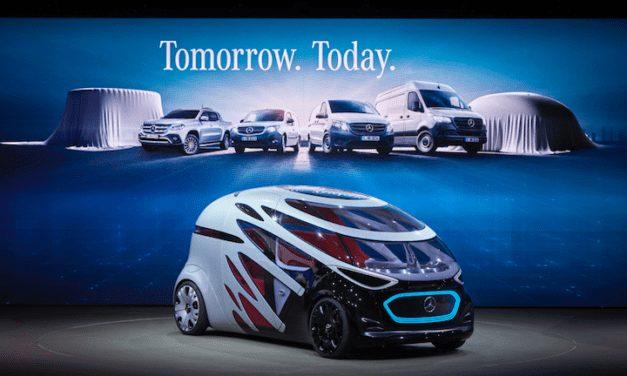Un concepto revolucionario en Vanes de Mercedes-Benz