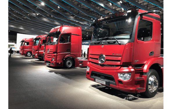 Integra Daimler Trucks soluciones vanguardistas para la movilidad