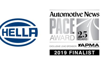 HELLA es finalista en los Automotive News PACE Awards