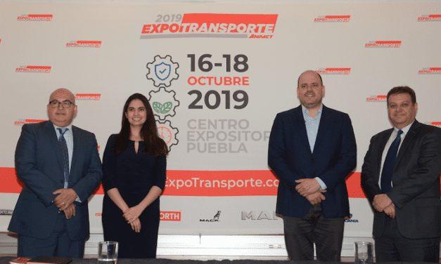 60 mil m2 tendrá Expo Transporte ANPACT