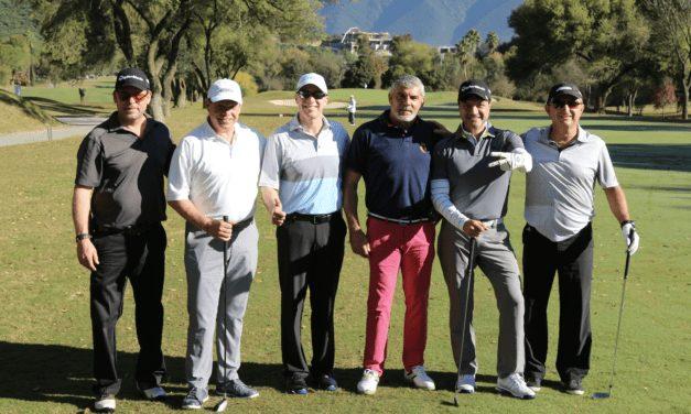 Difrenosa realiza su 2º torneo de golf