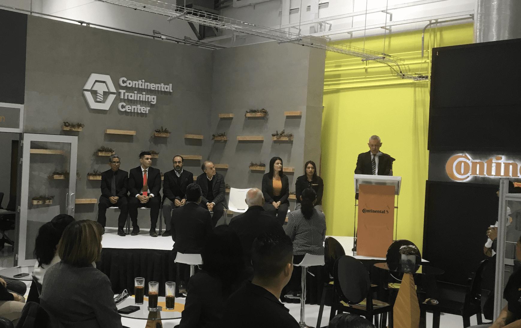 Opera Continental nuevo Centro de Capacitación en SLP