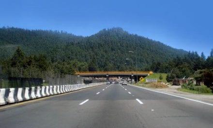 Anuncian desvío provisional en la carretera México-Toluca