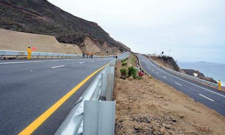 Reabre SCT carretera escénica en BC