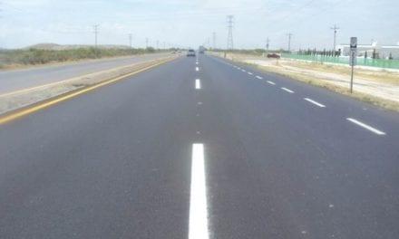 Modernizan la carretera Nava-Piedras Negras
