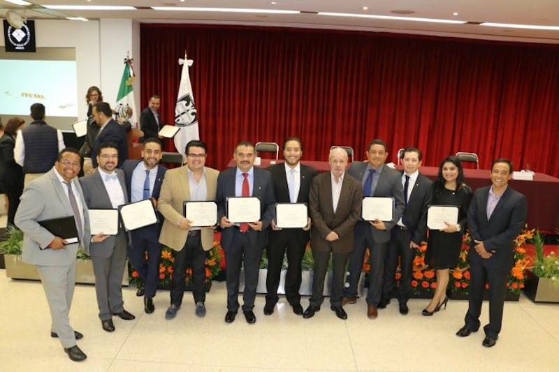 Concluye CESVI diplomado en gestión de Centros de Reparacio´n
