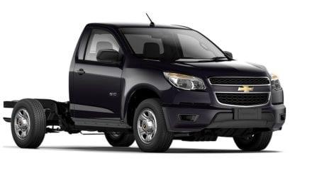 Llegará a México la nueva Chevrolet S10 2016