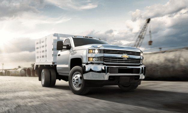 Crecen ventas de pick-ups de Chevrolet en noviembre