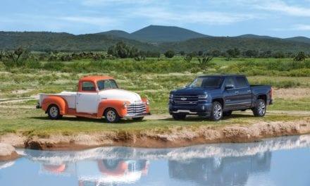 Chevrolet, 100 años de sus pick-ups con la Cheyenne Centennial