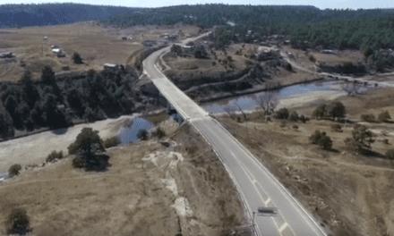Inauguran carretera en zona serrana de Chihuahua