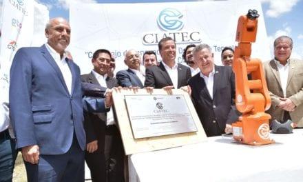Inicia construcción del CIATEC en Guanajuato