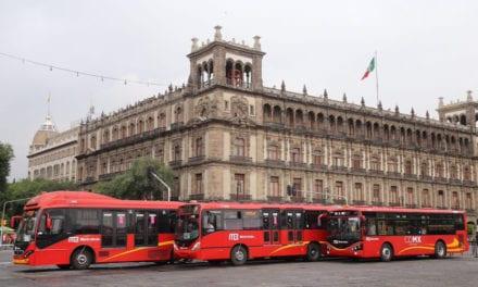 Crece Metrobús con 38 unidades Volvo y MASA