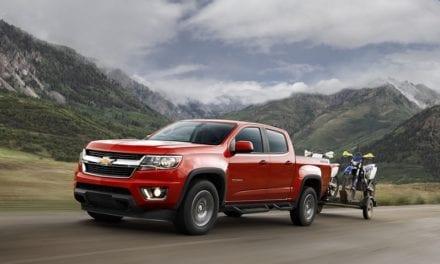 Llega a México la nueva Chevrolet Colorado 2016