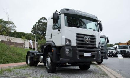 Potencia VW Constellation la efectividad para cargas pesadas