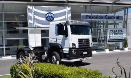 El camión Constellation es un éxito también en Argentina