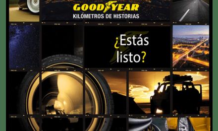 Convoca Goodyear al concurso «Kilómetros de historias 2016»
