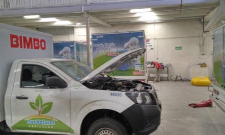 Aumenta la conversión de vehículos a GNV