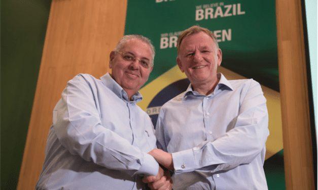 Visita CEO de VW Truck & Bus la fábrica de MAN Latin America