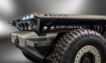 Lanza GM su plataforma SURUS