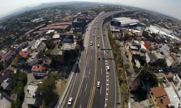 Inauguran Distribuidor Vial en Cuernavaca