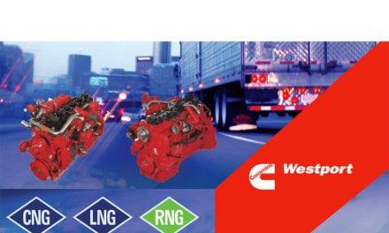 Avala EPA ecología de los motores Cummins Westport