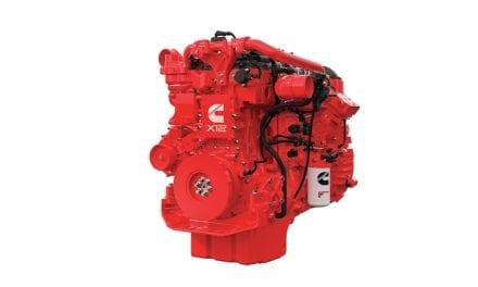 Unión de alto poder: motor Cummins X12 en chasis Freightliner