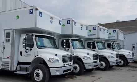 4 unidades Freightliner M2 se unen a la flota de TCDistribution
