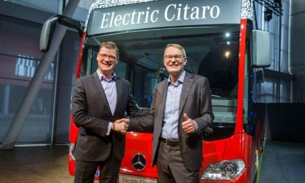 Daimler Buses espera crecimiento en ventas en 2018