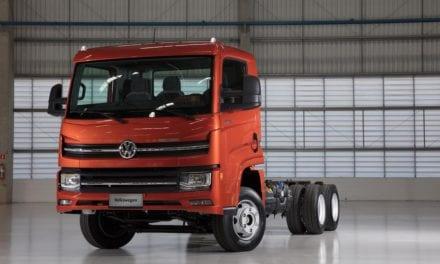 Robustez y flexibilidad ofrecen los camiones pesados VW Delivery