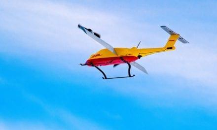 Integra DHL un micro dron a su cadena de logística