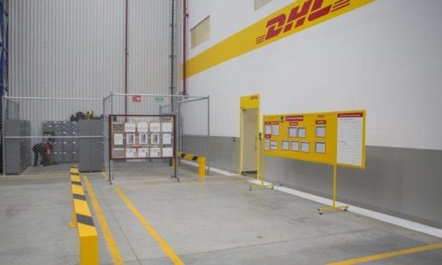 DHL amplía su presencia en Colombia