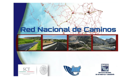 Actualizan cartografía de la Red Nacional de Caminos
