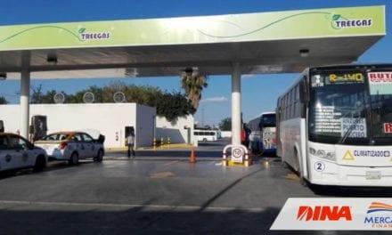 Abre Grupo Trees estación de GN en Monterrey