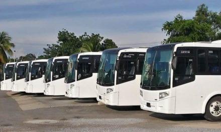Nuevos autobuses DINA rodarán en Acapulco
