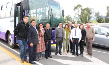 Eficiente y confiable el SVBus con autobuses DINA