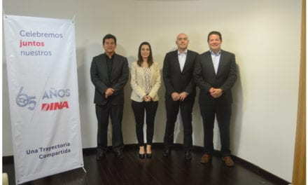 Reafirma DINA lazos comerciales con Metroplús Colombia