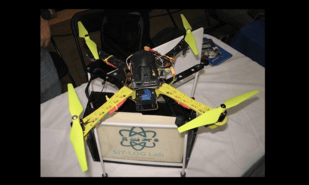 Desarrollan drones para tareas de logística y transporte