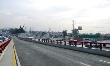 Avanza construcción de puente El Vigilante