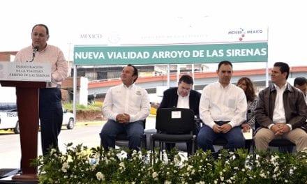 Invirtieron mil mdp en infraestructura en Zacatecas