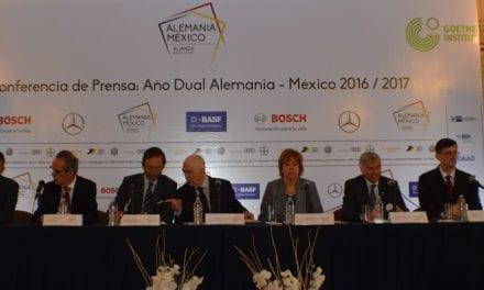 Buscan consolidar el intercambio Alemania-México