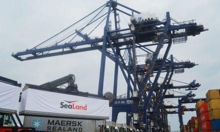 En operación nueva ruta marítima Veracruz-Filadelfia
