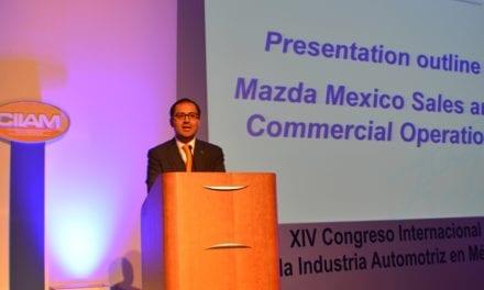 Mazda inaugura la XIV edición del CIIAM