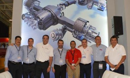 DANA México en Expo Transporte ANPACT 2015