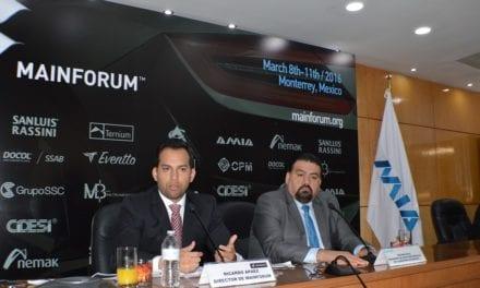 Impulsarán el desarrollo tecnológico nacional en MAINFORUM