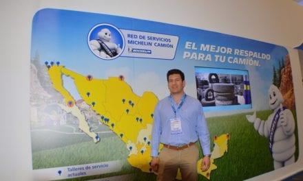 Ofrece Michelin descuentos adicionales durante Expo Transporte