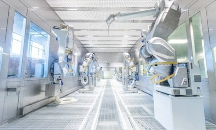 Alta flexibilidad en nueva generación de robots Dürr