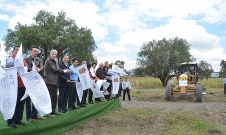 Arranca la construcción de la Pirámides-Texcoco