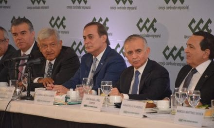 Reunión de empresarios con virtual Presidente Electo