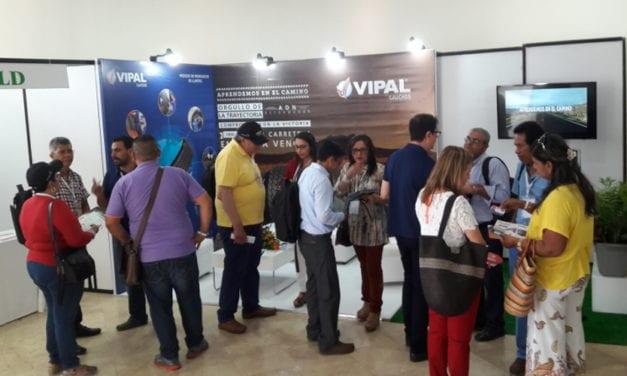 Impacta Vipal en Encuentro de Transporte en Colombia